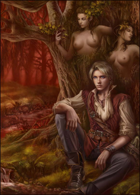 Scarlet Trees