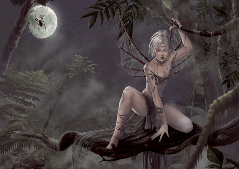 Spider's Soul -- Aracne